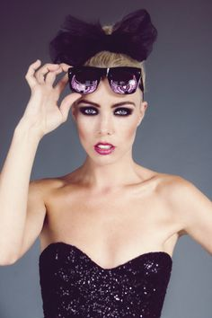 "Miss Francesca Couture ""High Voltage""  Amy Faith Photography"