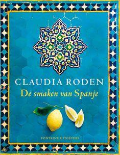 De smaken van Spanje - Claudia Roden (2013).  Veel recepten zijn om te zetten naar vegetarische recepten. Naslagwerk over de Spaanse culinaire geschiedenis.