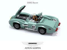 Astin Martin DBR2 Racer | Peter Blackert