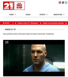 Radio 21 launched Radio TV Radios, New Details, Pop, Television Set, Career, Musik, Popular, Pop Music