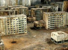 Mini-buildings, Evol