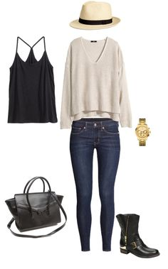 capsule wardrobe outfit of the day 4 #ootd