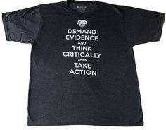 Demand.Think.Act. Tee from DNBE.