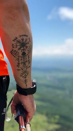 Forearm Band Tattoos, Wrist Tattoos For Guys, Hand Tattoos, Sleeve Tattoos, Tattoos For Women, Cool Tattoos, Tribal Band Tattoo, Feather Tattoos, Small Tattoos