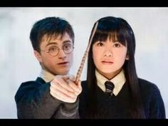 Harry and Cho Chang