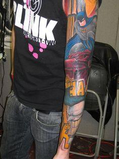 batman-joker-tattoo