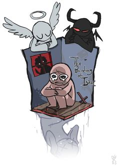 The Binding Of Isaac by dalsegno2525 on DeviantArt