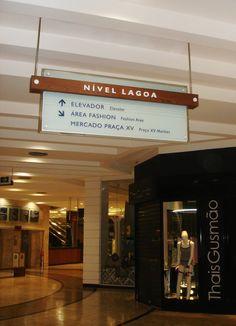 Barra Shopping - Rio de Janeiro - RJ - CLA Programação Visual - Design Cynthia…