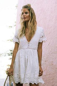 9b80d3a2dd2db Magnolia Mini Dress - The Freedom State - 1 Gypsy Style