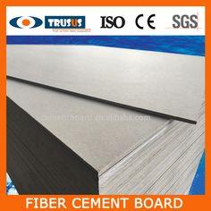 Ce Approved 100% Asbestos Free Fiber Cement Board Photo, Detailed about Ce Approved 100% Asbestos Free Fiber Cement Board Picture on Alibaba.com. #fiber #cement #board #trusus