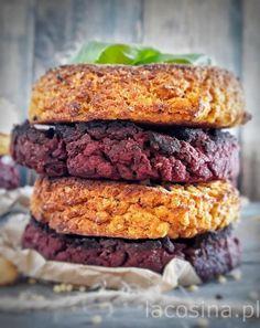 Burgery z marchewki – La Cosina Beef, Vegetables, Food, Meal, Essen, Vegetable Recipes, Hoods, Ox, Meals
