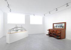 Chris Burden - April 25 - September 19, 2015 - Images - Gagosian Gallery