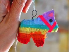 This Mini piñata is more useful than my boyfriend right now