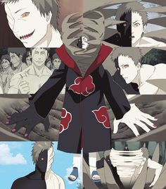 Zetsu, I'm awkward because I absolutely LOVE him! Like he's attractive to me O.O ❤️❤️❤️