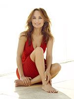Food Network star and best-selling cookbook author Giada De Laurentiis is sitting in a lounge chair overlooking the Pacific Ocean, taking in the beauty of the sunset. It's a short reprieve from her incredibly busy schedule: By the time you read this, the host of Giada at Home will be on tour to promote her new book, Weeknights with Giada, which focuses on cooking for the family with clean, fresh ingredients—like Giada does for her 4-year-old daughter, Jade (with husband Todd Thompson). We asked