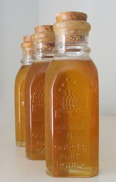 Honey jars.
