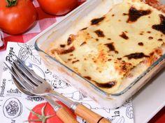 Receta   Lasaña siciliana de sardinas - canalcocina.es