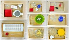 Water and Transfer Activities at Three Years | how we montessori | Bloglovin'