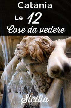 Cosa Vedere a Catania: Le Migliori 12 Cose da Fare Catania Sicily, Taormina Sicily, Sicily Travel, Venice Travel, Verona Italy, Puglia Italy, Venice Italy, Cinque Terre, Palermo Sicily