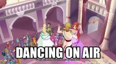 Photo of Winx Club Meme  for fans of The Winx Club.