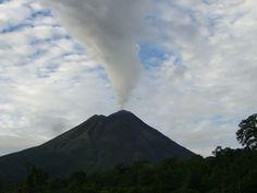 Erupción del Volcán Arenal - https://www.govisitcostarica.co.cr/region/city.asp?cID=88