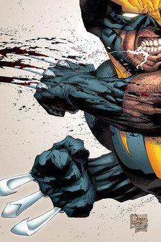 Wolverine by Joe Quesada
