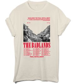 Halsey Official Store — Beige Tour Shirt