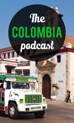 Colombia is an amazing place, full of flavour, colour, and music. Listen to our Colombia travel podcast for tips and stories about travel in Colombia. Travel Advice, Travel Guides, Travel Tips, Travel Stuff, South American Countries, Hotel Paris, Colombia Travel, South America Travel, Cartagena