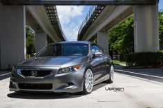 Honda Accord Coupe Velgen Wheels VMB7 | Flickr - Photo Sharing!