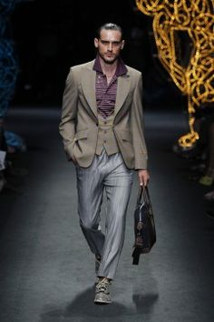 Vivienne Westwood | MAN SS 2012  The collection continues!!