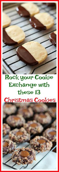 The Best Cookies to Bake this Christmas Season! Best Christmas Cookies, Christmas Baking, Christmas Treats, Xmas Cookies, Christmas Parties, Christmas Goodies, Holiday Baking, Cake Cookies, Christmas Decor