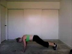 At Home Cardio Workout 1