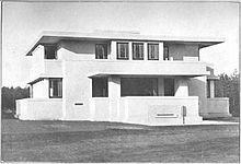 Villa A.B. Henny, 1914-1919, Robert van 't Hoff - Wikipedia