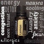 just a few of the many ways to use doterra's lemon essential oil #doterra #essentialoil #lemon #natural #healthy #cleaning