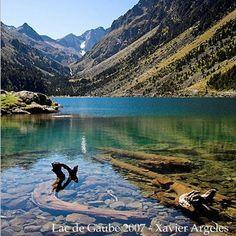 Lac de Gaube, Pyrenees