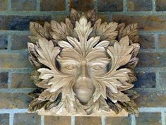 The Enigma of the Green Man - Photo Gallery - The Green Man in Britain (towns A - B)