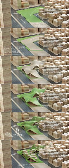 Center for Information by penda / concept /  https://www.facebook.com/maquettes2013