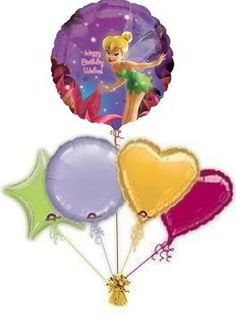 Tinker Bell Birthday wishes