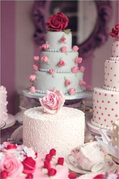Wedding Cakes | Cath Kidston Inspired - Want That Wedding | Unique Wedding Ideas  Inspiration Blog - Want That Wedding | Unique Wedding Ideas  Inspiration Blog  http://www.hotchocolates.co.uk http://www.blog.hotchocolates.co.uk