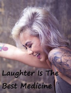 The Three Times Laughter Is The Best Medicine