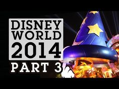 Walt Disney World 2014 - Hollywood Studios (Part 3) (+playlist)