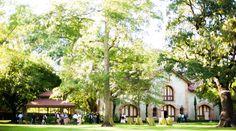 Vineyard Wedding Venues in Napa & Sonoma — Borrowed & Blue - Charles Krug Winery - St. Helena - Napa Valley - California - Wine Country