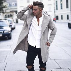 "Páči sa mi to: 1,056, komentáre: 12 – WearManStyle® (@wearmanstyle) na Instagrame: ""Casual: Yes or No? 👌 Follow @WearManStyle for more! DM / 📩 business/shoutouts @avramov.zoran"""
