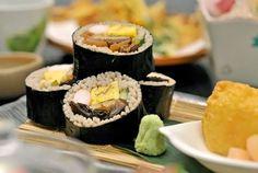 Soba sushi | Recetas Japonesas en español!