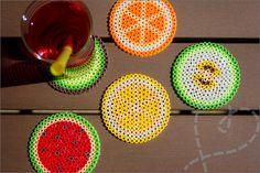 Wie kent strijkkralen nog van vroeger? Ik wel, en heb er uren mee geknutseld. Laatst zag ik dat je op Pinterest allemaal gave patronen kunt vinden.