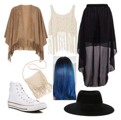 """outfits"" by cosmina-styles-alina on Polyvore featuring mel, Converse, Billabong and Maison Michel"