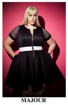 New Plus Size Online Boutique- Shop Majour