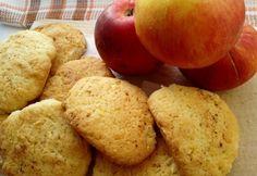 Almás-zabpelyhes cookies recept képpel. Hozzávalók és az elkészítés részletes leírása. Az almás-zabpelyhes cookies elkészítési ideje: 30 perc