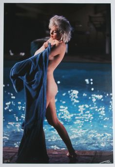 Lawrence Schiller Marilyn Monroe in Something's Got to Give - 3 1962
