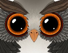 """Check out new work on my @Behance portfolio: """"Night Owl Society"""" http://on.be.net/1IEtjel"""